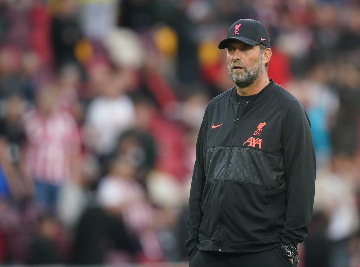 Jurgen Klopp claims Liverpool's defending is 'not that much of a concern'