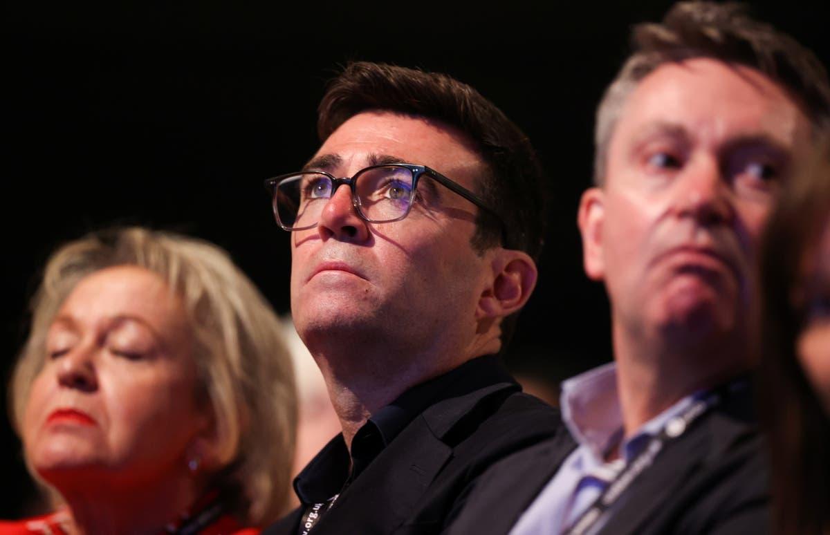 Andy Burnham accused of being on 'leadership manoeuvres'