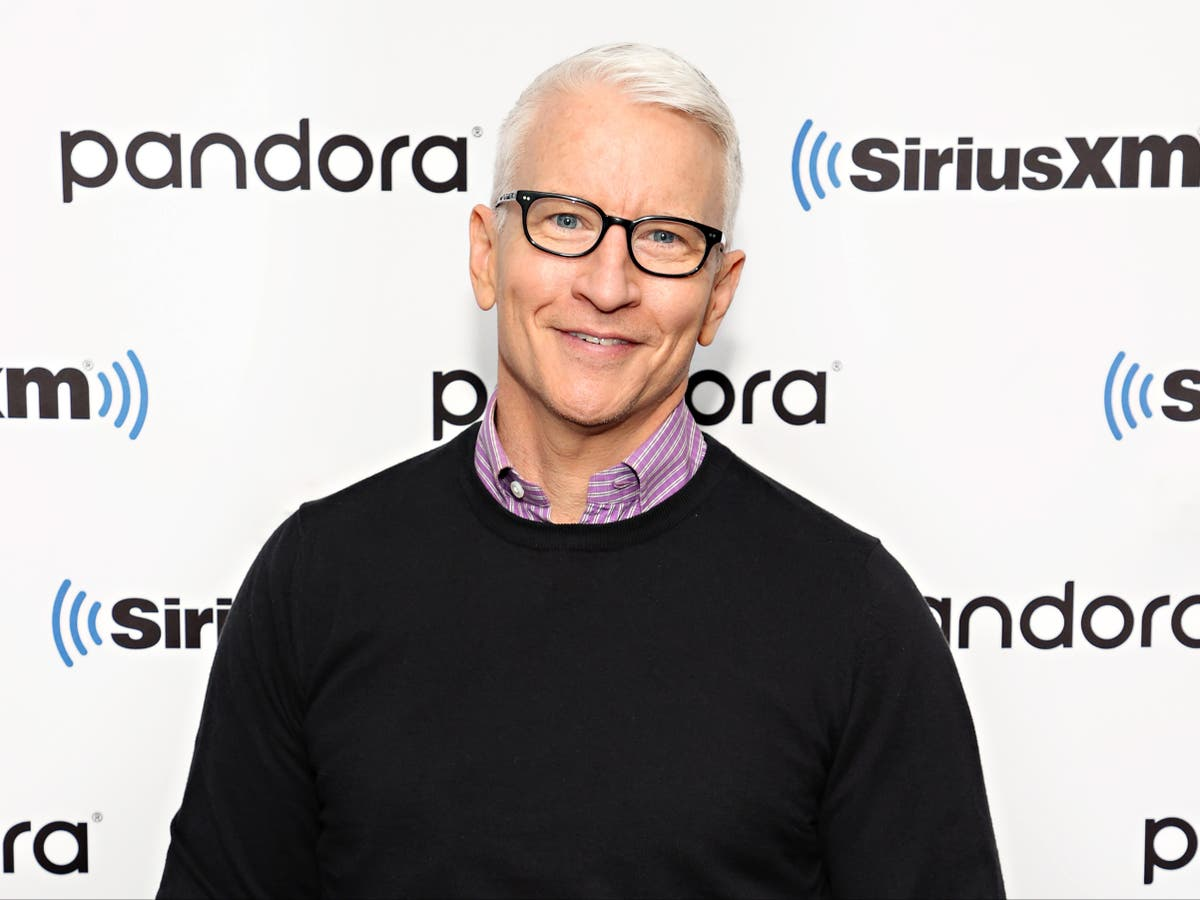 Anderson Cooper explains why he will leave no 'pot of gold' inheritance to son Wyatt