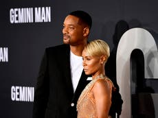 Will Smith says Jada Pinkett Smith marriage is not monogamous and both have had other sexual relationships