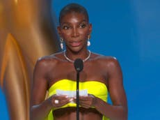 Michaela Coel told us to try 'disappearing' for a while – and it's great advice