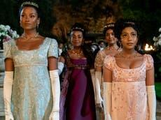 Bridgerton fans swoon as Netflix unveils first images for season two