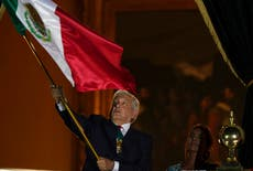 Pope recognizes errors as Mexico celebrates independence