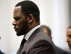 R Kelly trial: Singer faces decades in jail after jury verdict finds him guilty in sex trafficking case