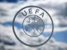 Uefa halts proceedings against Real Madrid, Barcelona and Juventus