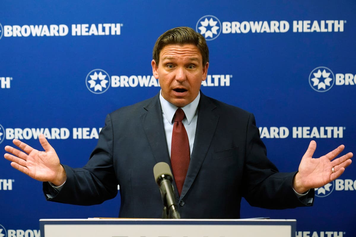 Ron DeSantis wants to pay unvaccinated Chicago police to go and work in Florida