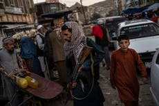 UK government accused of 'moral bankruptcy' over Afghan resettlement after leaked email