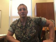 アフガニスタンの撤退をめぐるバイラルビデオでペンタゴンを攻撃した後、海兵隊が投獄された