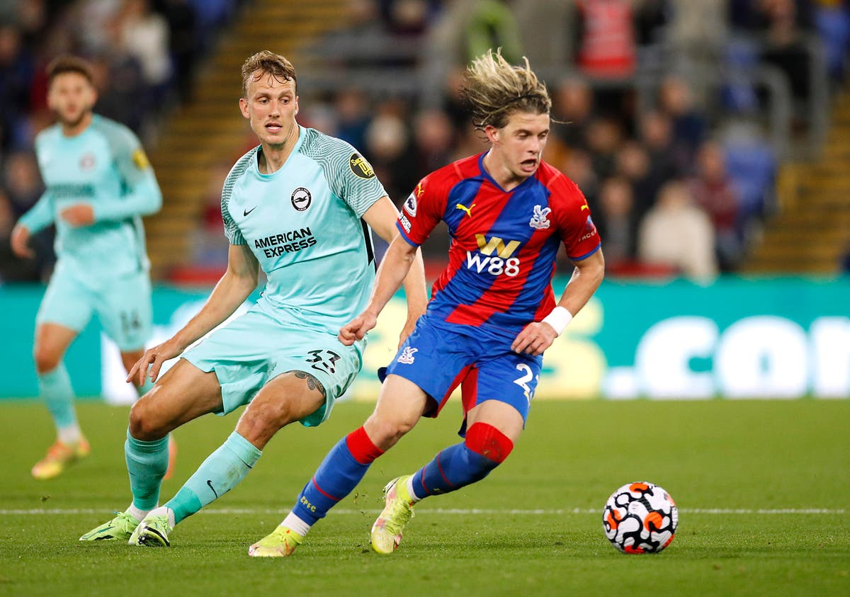 Conor Gallagher adds spark to give Crystal Palace hope amid despair