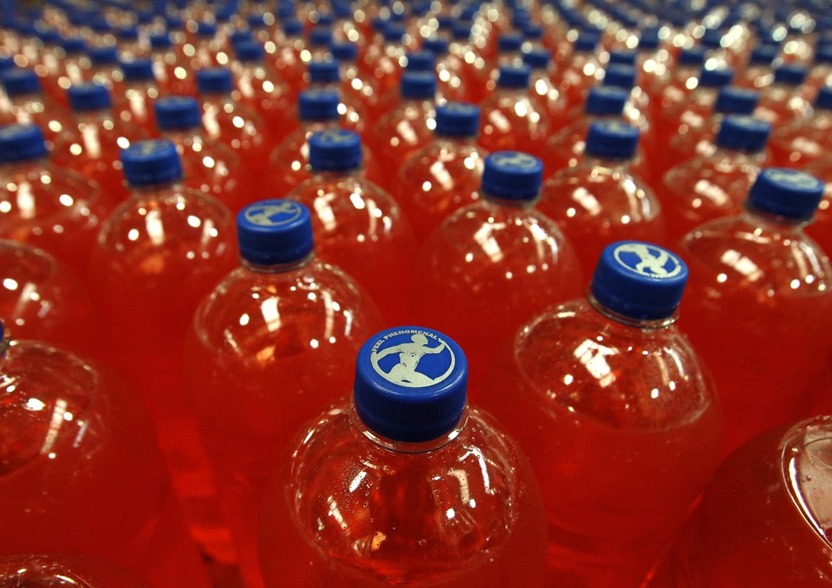 Irn-Bru deliveries suffer from HGV driver shortage