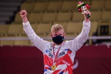 Sport was Paralympic champ Chris Skelley's 'saviour' when he lost his sight – and he wants others to reap the benefits too