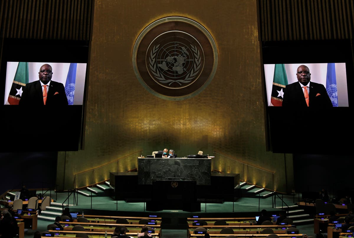 Reparations draw UN scrutiny, but those who'd pay say little