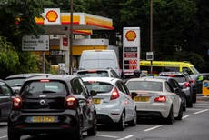 Fuel shortages: HGV drivers saw issue coming years ago and 'worst still to come'