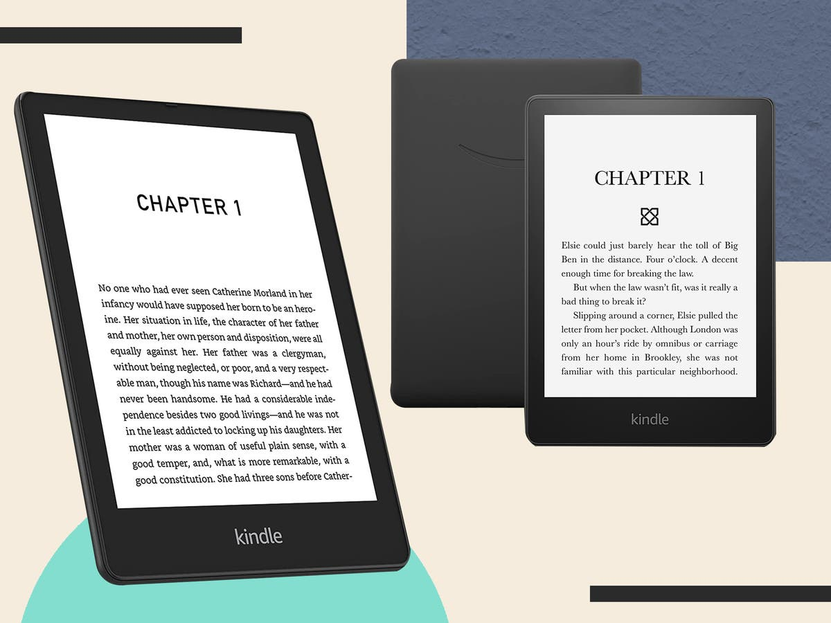 All you need to know about the new 2021 Amazon Kindle paperwhite