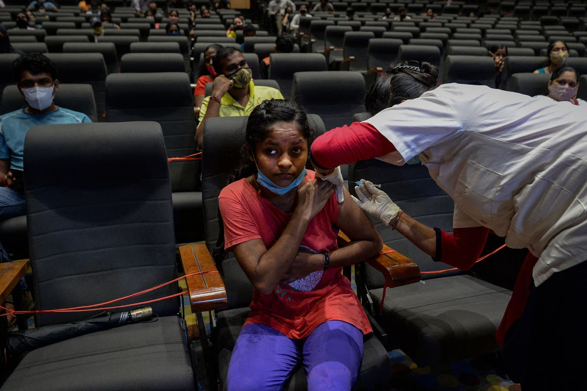 India to begin vaccine trials for 7 to 11-year-olds