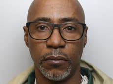 Double murderer jailed for shooting dead taxi driver after argument over broken wing mirror