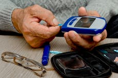 Adults 'risk developing type 2 diabetes' if they can't fit in trousers worn at 21