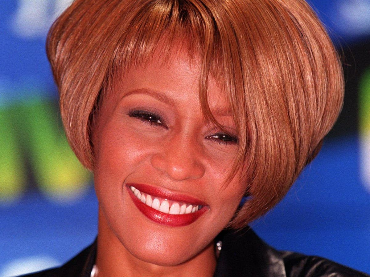 Mac Cosmetics is launching a Whitney Houston makeup line