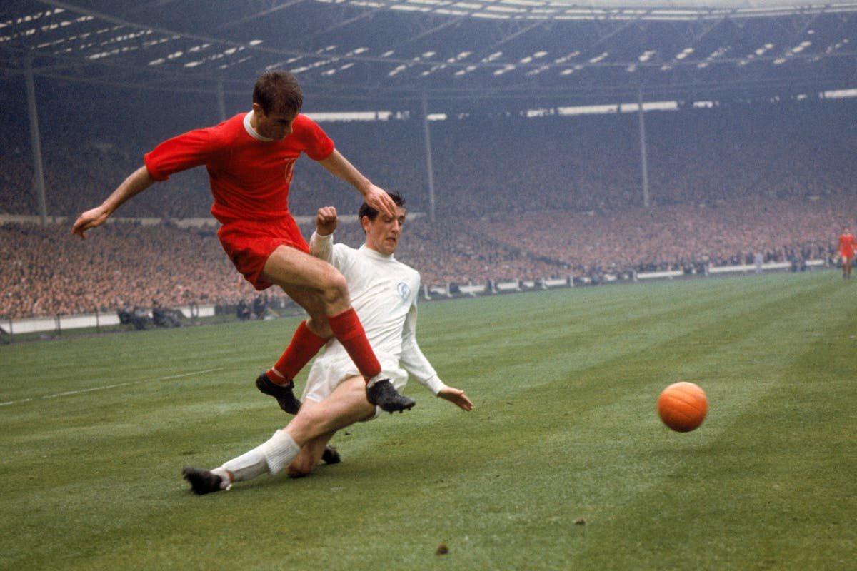 Liverpool legend and World Cup winner Roger Hunt has died