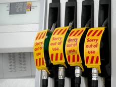 'Complacent' government ignored petrol crisis warnings for years, officials claim