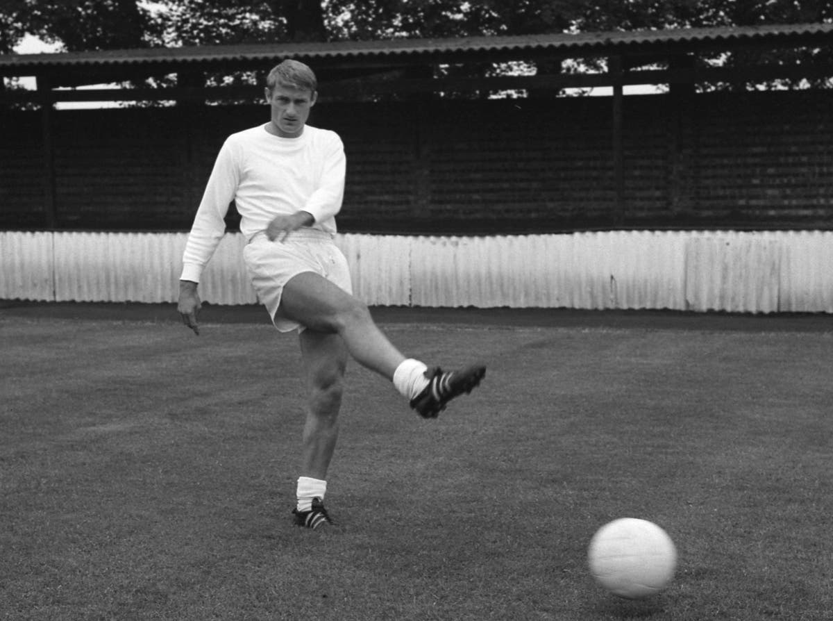 Roger Hunt's career in pictures