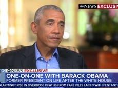 オバマ氏は、億万長者はバイデンの3.5兆ドルの支出法案に資金を提供すべきだと述べています