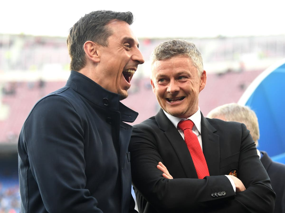 Ole Gunnar Solskjaer responds to Gary Neville criticism of Manchester United slump