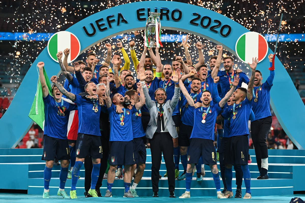 Italy to face Argentina in new match between Euro and Copa America winners