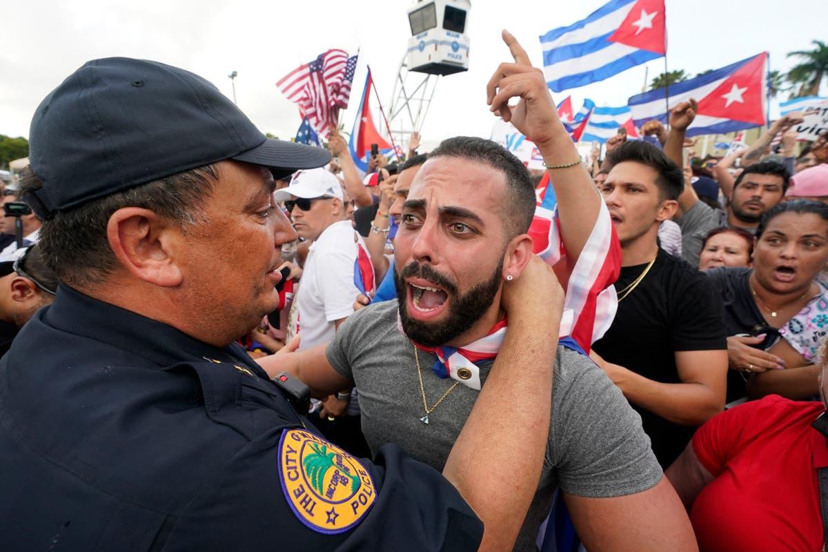 In Cuban Miami, police chief's reform agenda hits tight spot