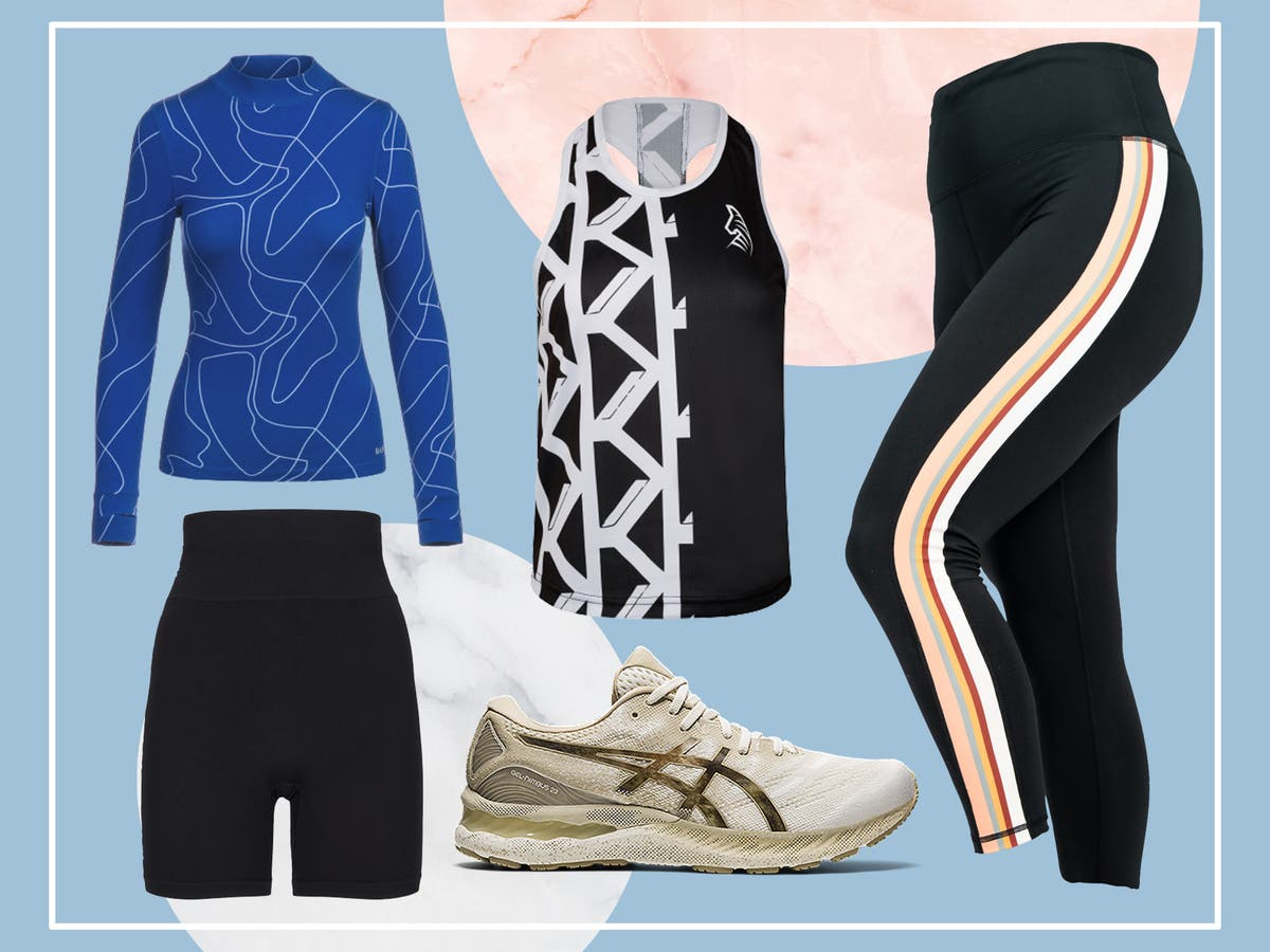 Make the sustainable choice when it comes to your activewear with this round up