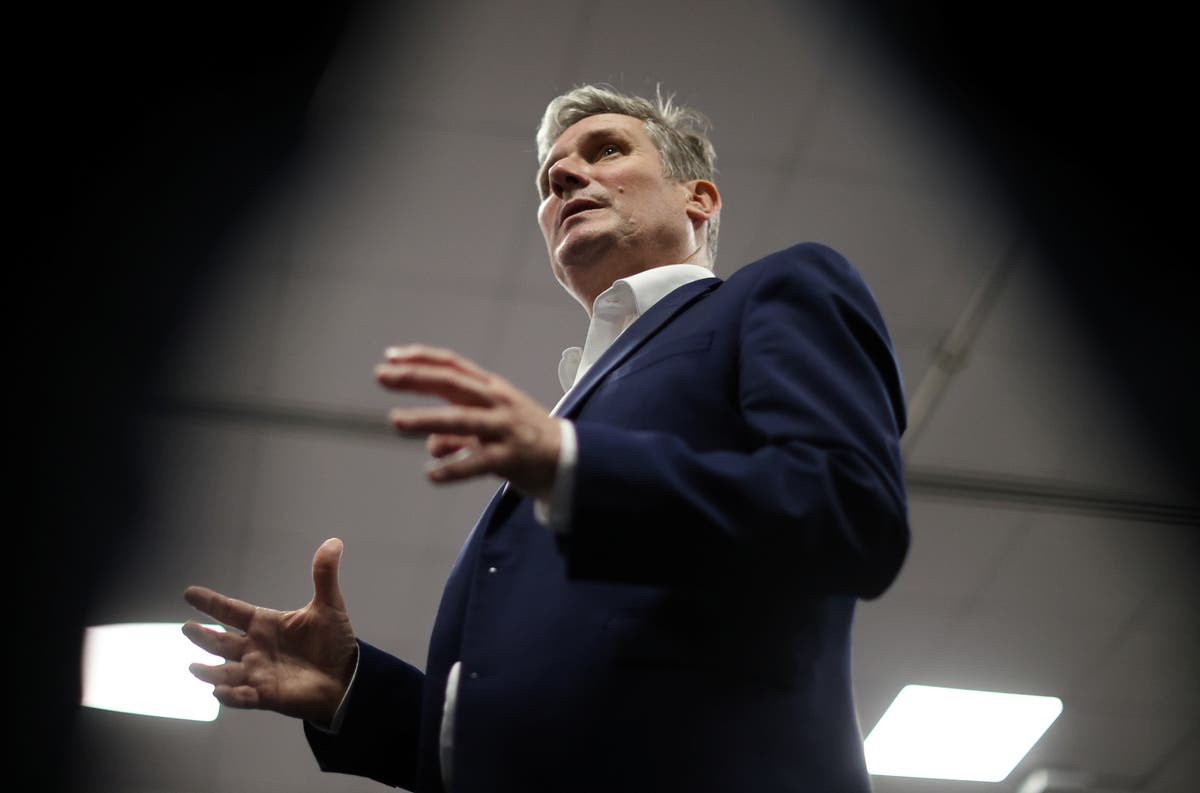 Starmer: I'm ready to break pledges if they make Labour unelectable