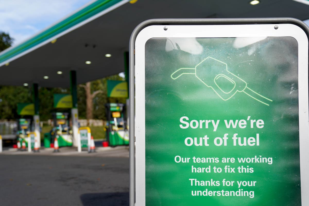 How would petrol stations be prioritised for key workers?