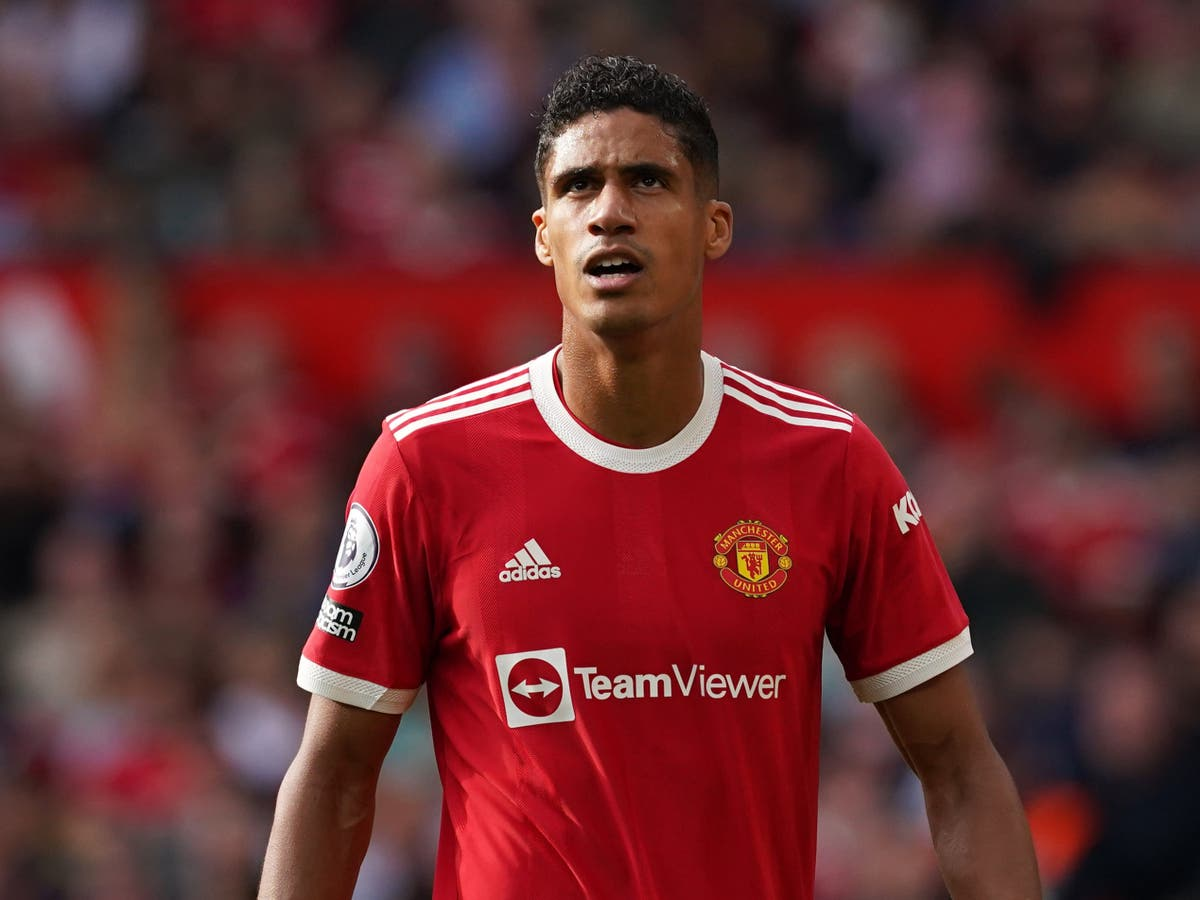 Raphael Varane maintains Manchester United are 'on the right road'