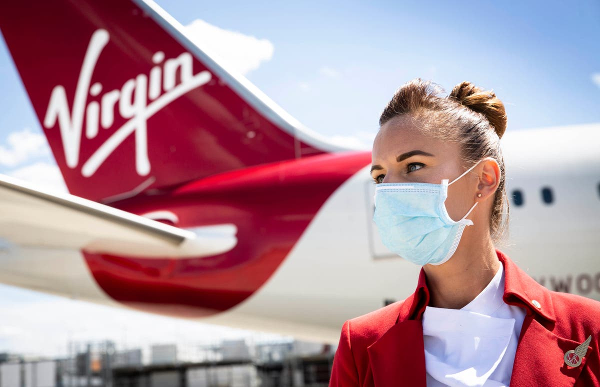 Virgin Atlantic requires new flight crew to be fully vaccinated