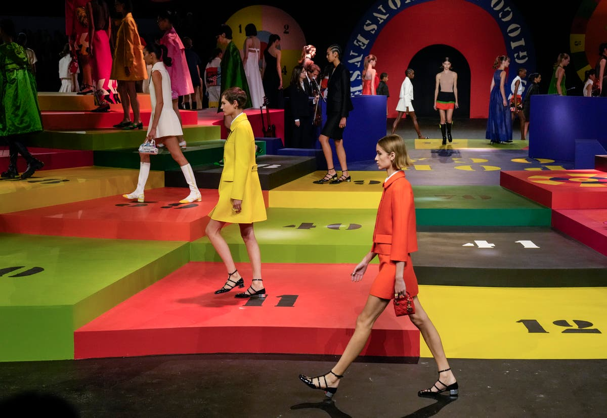 Paris ready-to-wear makes a comeback as Dior steals the show