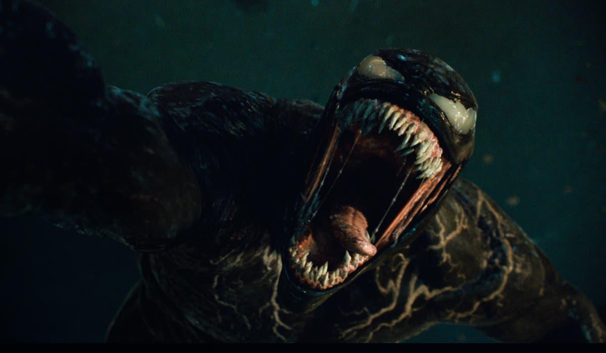 Tom Hardy, Andy Serkis sink their teeth into 'Venom' sequel