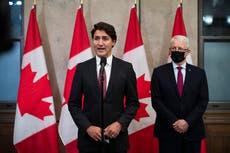 特鲁多: Canada's decision on whether to allow Huawei coming