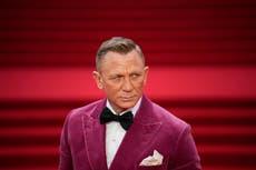 Daniel Craig recalls schoolchildren pelting him with sweets at the theatre