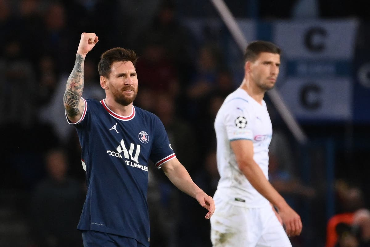 PSG vs Man City player ratings: Lionel Messi steals the show in Champions League win