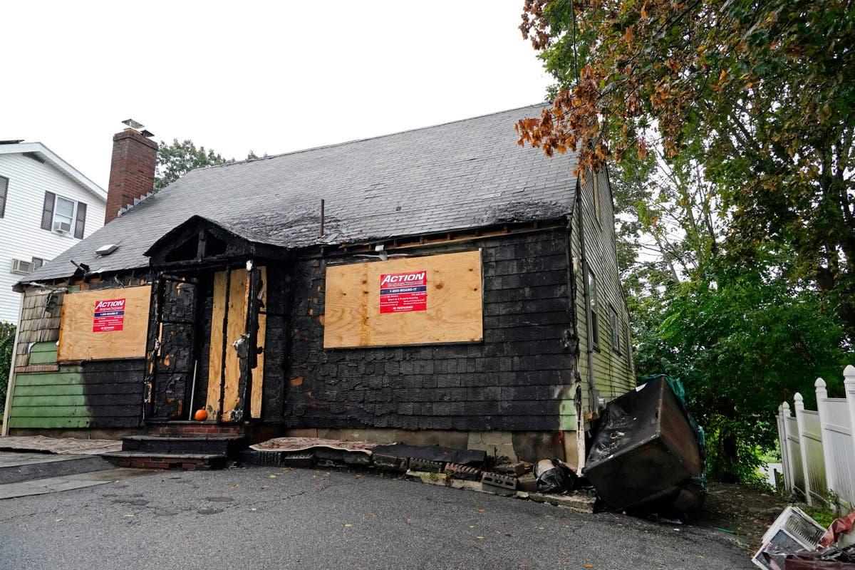 Housing market so hot, burned house going for almost $400K