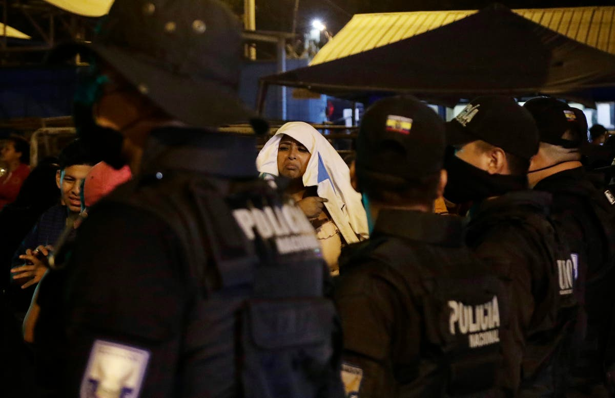 厄瓜多尔监狱发生帮派冲突 24 囚犯和伤害 48