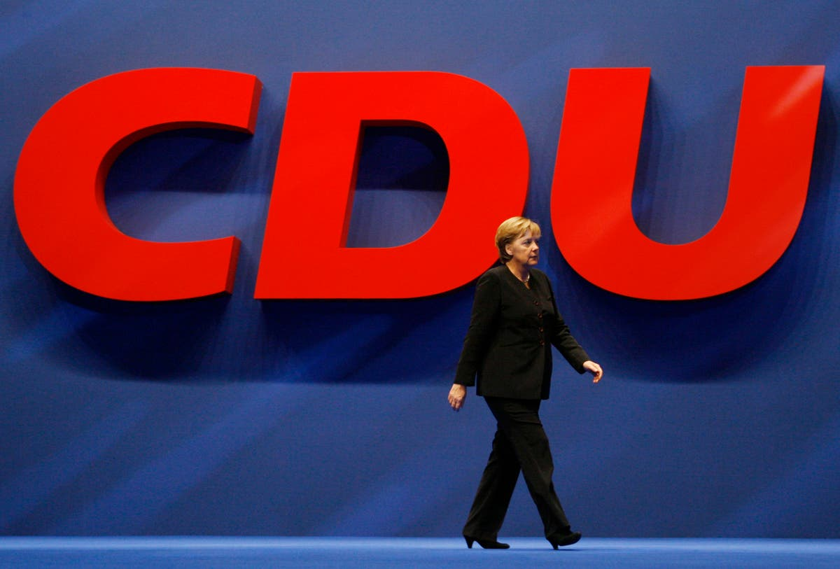 Teflon leader: Party's big loss won't tarnish Merkel's image