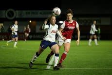女子FAカップ準々決勝は最終ラウンドから4か月後に行われます