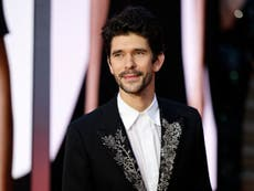 Ben Whishaw says he knows two actors who would be 'ideal casting' for Bond
