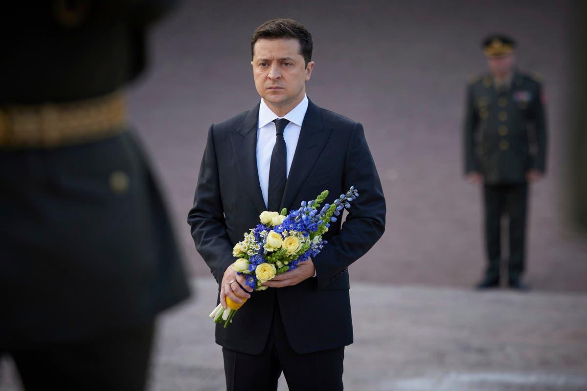 Ukraine marks 80th anniversary of the Babi Yar massacre
