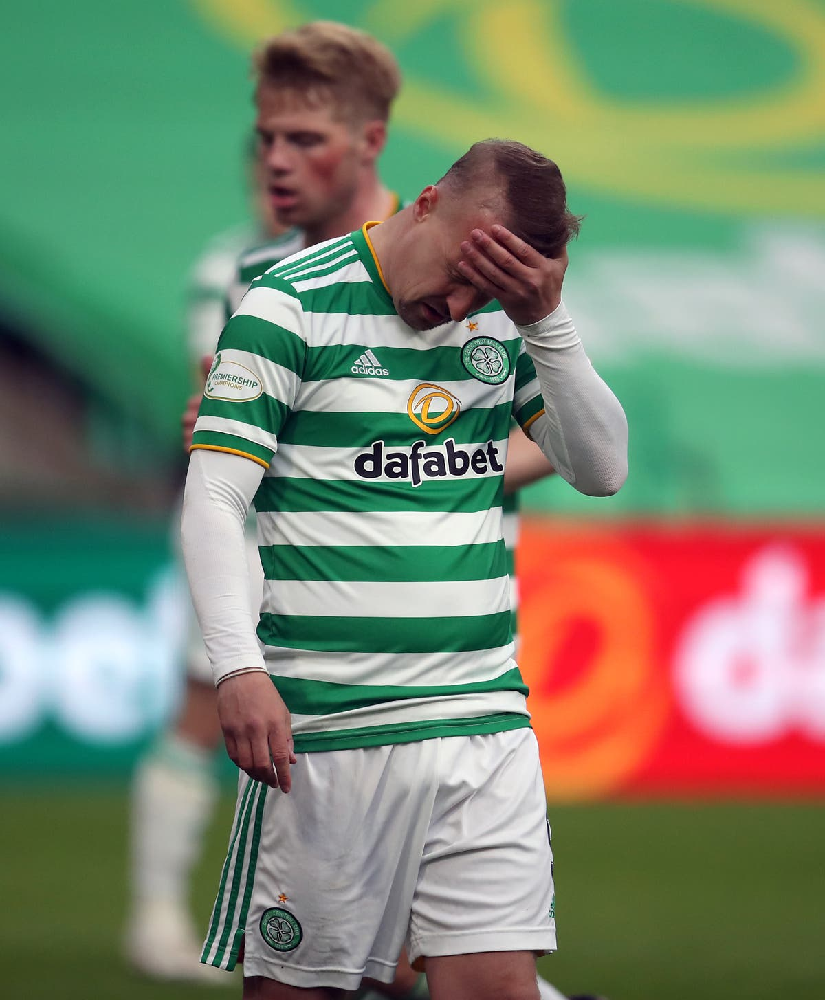 Leigh Griffiths charged with excessive misconduct by SFA for flare incident