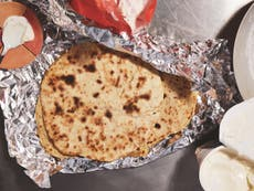The easiest flat bread recipe there is