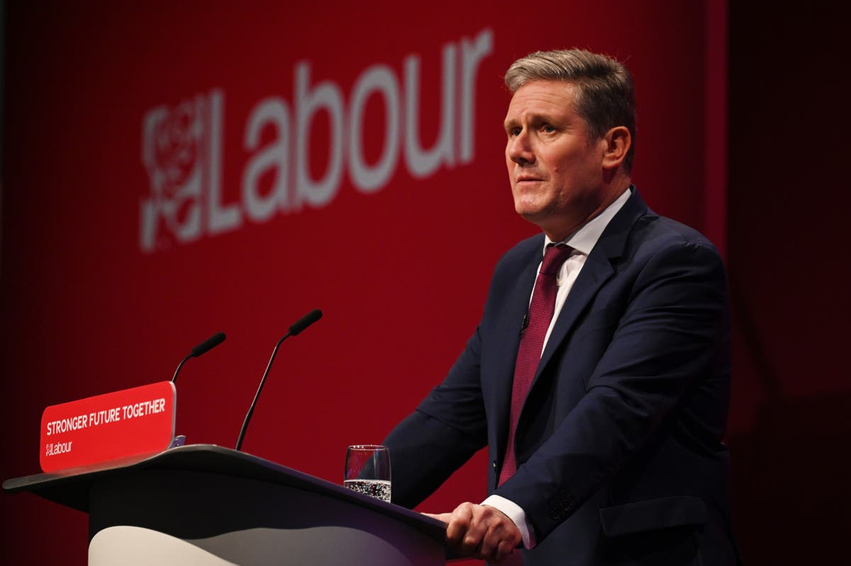 Keir Starmer says insulating homes will be Labour's 'national mission'