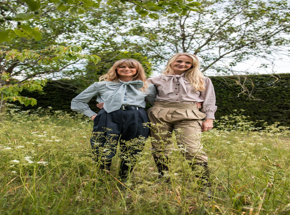 <p>Rosie van Cutsem founded Troy London in 2013 with her sister, Lucia Ruck Keene</p>