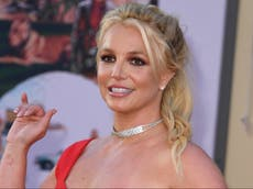 Britney Spears's father suspended from conservatorship
